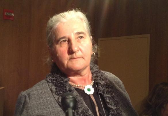 Bereichert sich an den Lügen über Srebrenica. Munira Subašić, Präsidentin der Vereinigung Mütter Srebrenicas