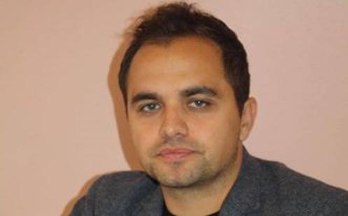 Botschaftsmitarbeiter Kenan Kovačević