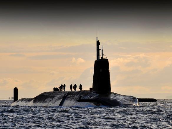 Bildquelle: Wikipedia.org U-Boot der Vanguard Klasse