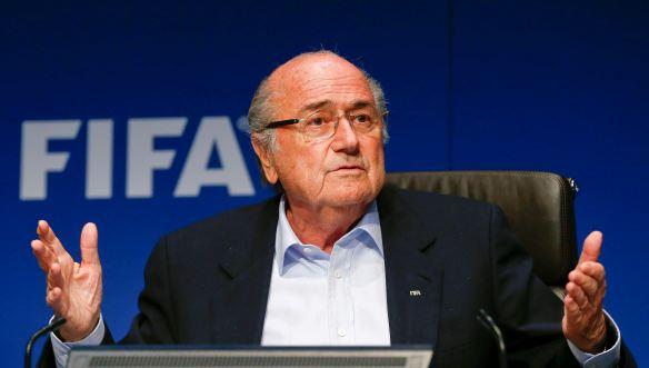 Ex FIFA Präsident Sepp Blatter
