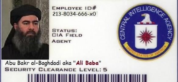 Bildquelle: yournewsqire.com Terrorchef des IS war ein CIA Mitarbeiter