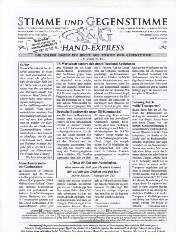 S & G 29-15 Seite 1