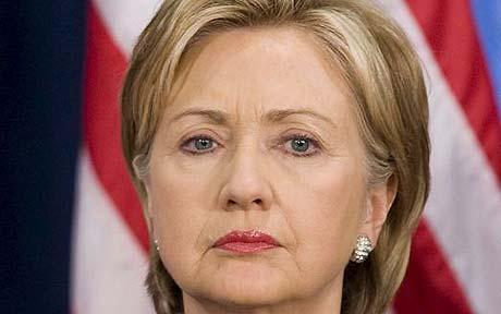 Das Böse hat einen neuen Namen: Hillary Clinton;  Sie will Iran von der Landkarte tilgen