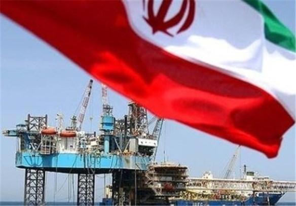Iran hortet Öl