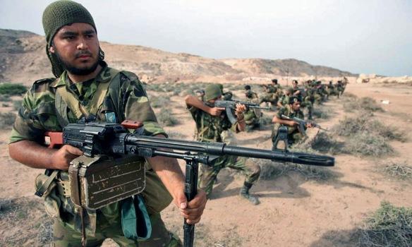 Bildquelle: Photo AP Special Operation Forces der iranischen Revolutionsgarden