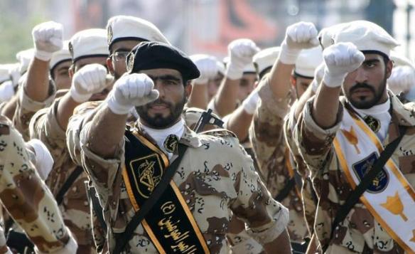 iranian-military
