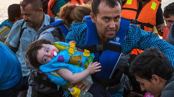 Bildquelle: t-online.de Flüchtlingselend auf Kos: Chaos, Dreck und Demütigungen