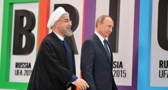 Bildquelle: de.sputniknews.com Putin und Rouhani sprechen über Kampf gegen Islamischen Staat Bildquelle: de.sputniknews.com