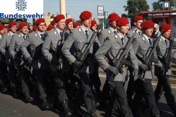 Bildquelle: Global Research Bundeswehr Special Forces bei einer Militärparade