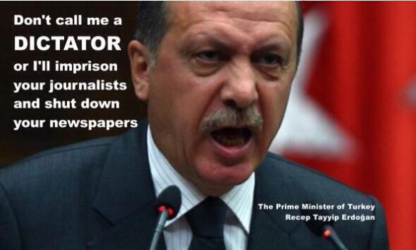 Bildquelle: dofollow.de Der türkische Ministerpräsident Erdogan