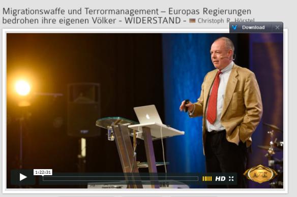 Christoph R. Hörstel Vortrag der 12. AZK Konferenz