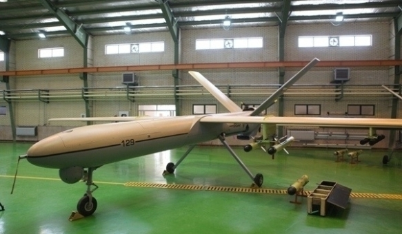 Irans Shahed-129 Drone