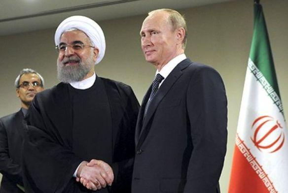 Bildquelle: de.sputniknews.com Putin besucht Iran – Treffen mit Khamenei und Rohani