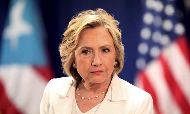 Bildquelle: The guardian Hillary Clinton, der personifizierte Teufel der um jeden Preis Krieg gegen Iran führen will