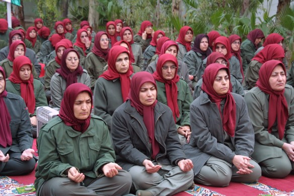 Dress code in Mojahedin Khalq cult