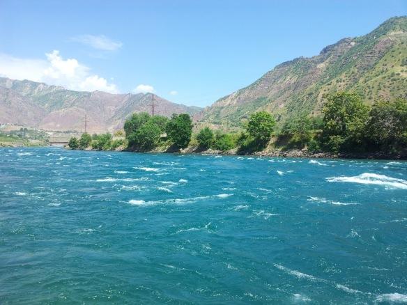 Vaksh River