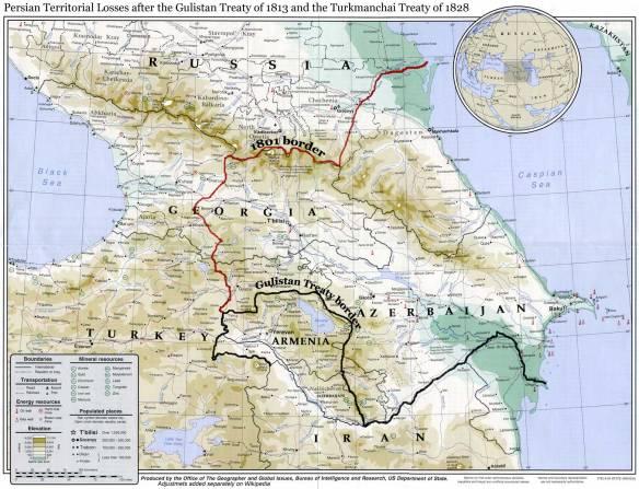 Gulistan-Treaty