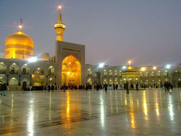 Imam-Reza-Schrein-Mashhad