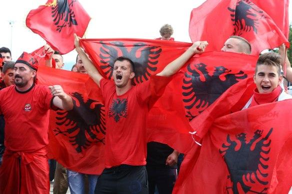 Albanischer Nationalismus