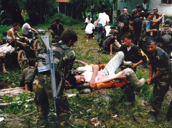 Gefechtsopfer