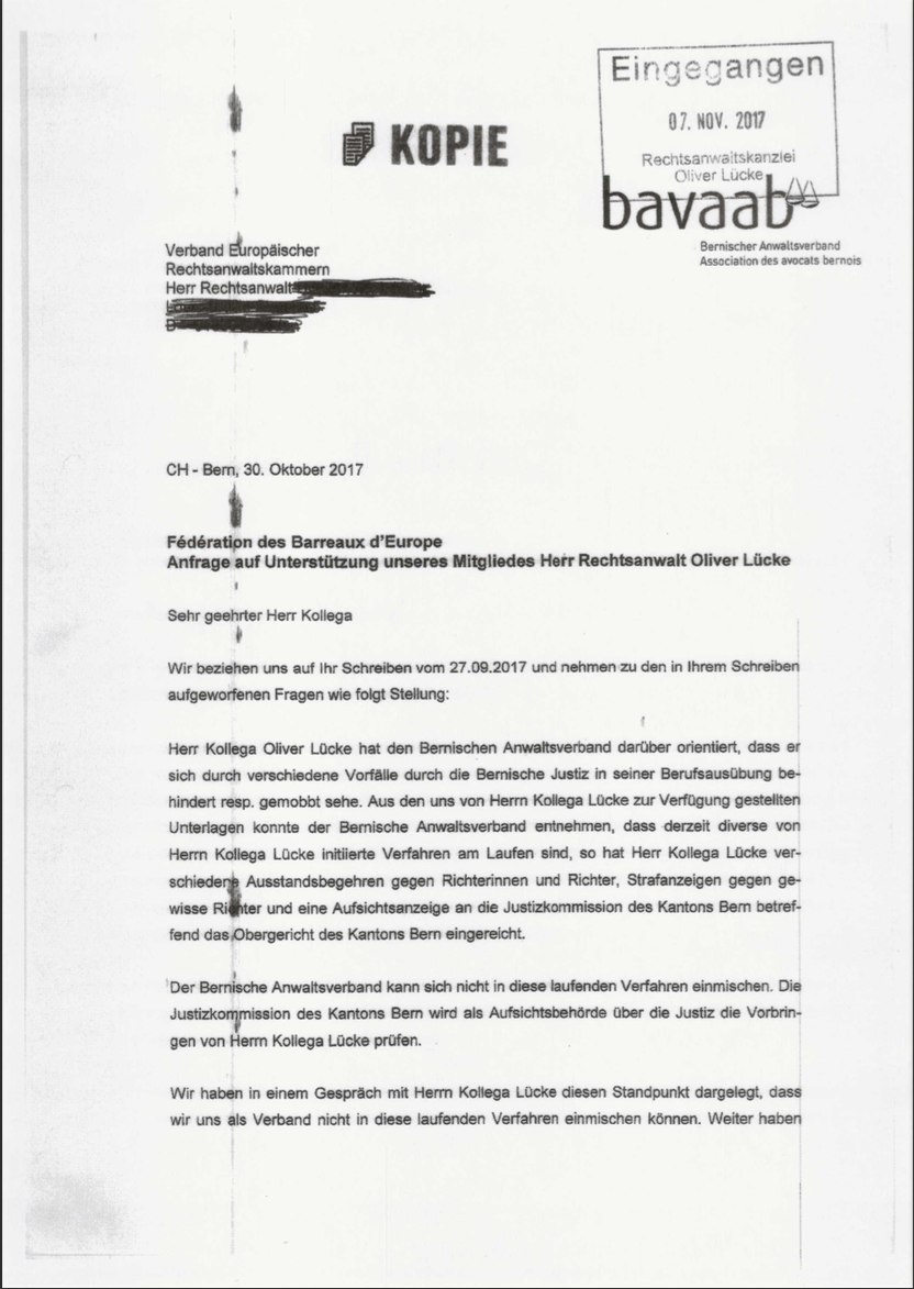 Bernischer Anwaltsverband1